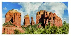 Cathedral Sed M 04-115 Beach Towel by Scott McAllister