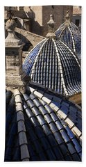 Cathedral Valencia Side Domes Beach Sheet