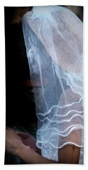 Catrina Bride Beach Towel