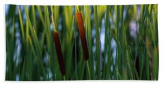 Cattails  Beach Sheet
