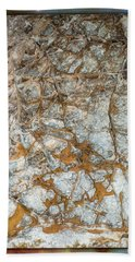 Cave Abstraction.... Beach Towel