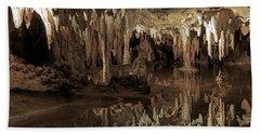 Cavern Reflections Beach Towel