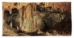 Caverns Beach Towel