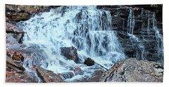Cayuga Falls 2 - Ricketts Glen Beach Towel