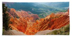 Cedar Breaks Amphitheater Beach Towel