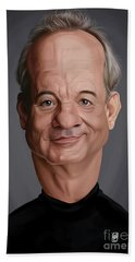 Celebrity Sunday - Bill Murray Beach Sheet