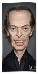 Celebrity Sunday - Steve Buscemi Beach Sheet