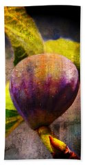 Celeste Fig Beach Towel