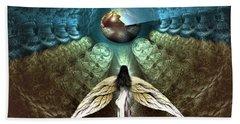 Celestial Cavern Beach Sheet