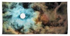 Celestial Orb Beach Sheet