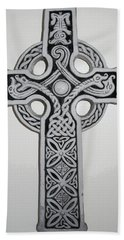 Celtic Cross Beach Sheet