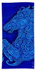 Celtic Horse Beach Sheet