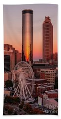 Centennial Olympic Park Beach Sheet