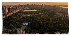 Central Park Beach Sheet