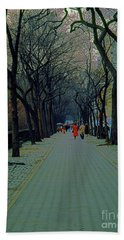 Central Park East Beach Sheet