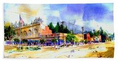 Central Square Auburn Beach Sheet