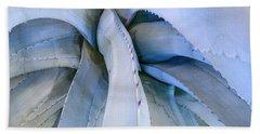Centre D'un Agave Beach Towel by Stan  Magnan