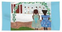 Ceremony In Sisterhood Beach Towel