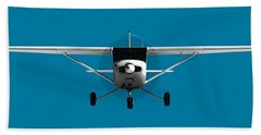 Cessna 152 Beach Towel