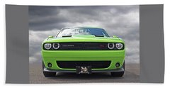 Challenger Scat Pack Beach Towel