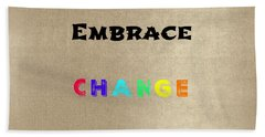 Change #2 Beach Towel