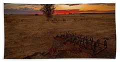 Change On The Horizon Beach Towel