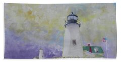 Changing Weather Beauty Beach Towel