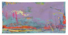Chant D'oiseaux 1 Beach Towel