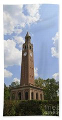Chapel Hill Bell Tower Beach Towel