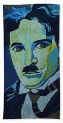 Chaplin Beach Towel