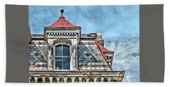 Charleston Architecture 1 Beach Sheet
