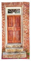 Charleston Doors 1 Beach Sheet