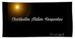 Charleston Native Coffee Mug Logo #772017 Beach Towel