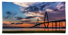 Beach Towel featuring the photograph Charleston by RC Pics