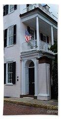 Charlestons Cobble Stone Beach Towel