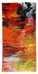 Chasm Beach Towel