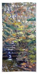 Chautauqua Gorge State Forest Beach Towel