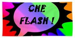 Che Flash Beach Sheet