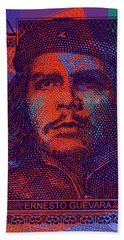 Che Guevara 3 Peso Cuban Bank Note - #3 Beach Sheet