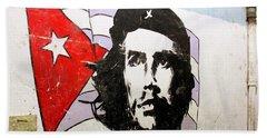 Che Guevara Beach Towel