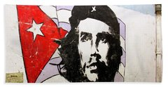 Che Guevara Beach Sheet