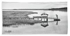 Chechessee Dock Beach Sheet