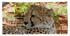 Cheetah No. 4 Beach Towel