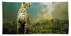 Cheetah Beach Sheet