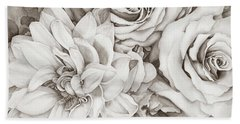 Chelsea's Bouquet - Neutral Beach Sheet