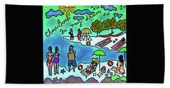 Cherai Beach Beach Sheet