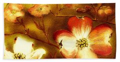 Cherokee Rose Dogwood - Glow Beach Sheet