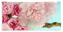 Kwanzan Cherry Beach Towel