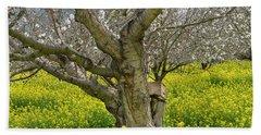 Cherry Orchard 8 Beach Sheet