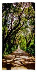 Cherry Tree Hill Beach Sheet